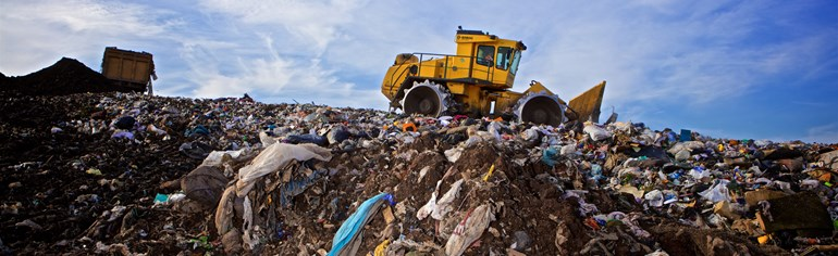 Landfill sector plan